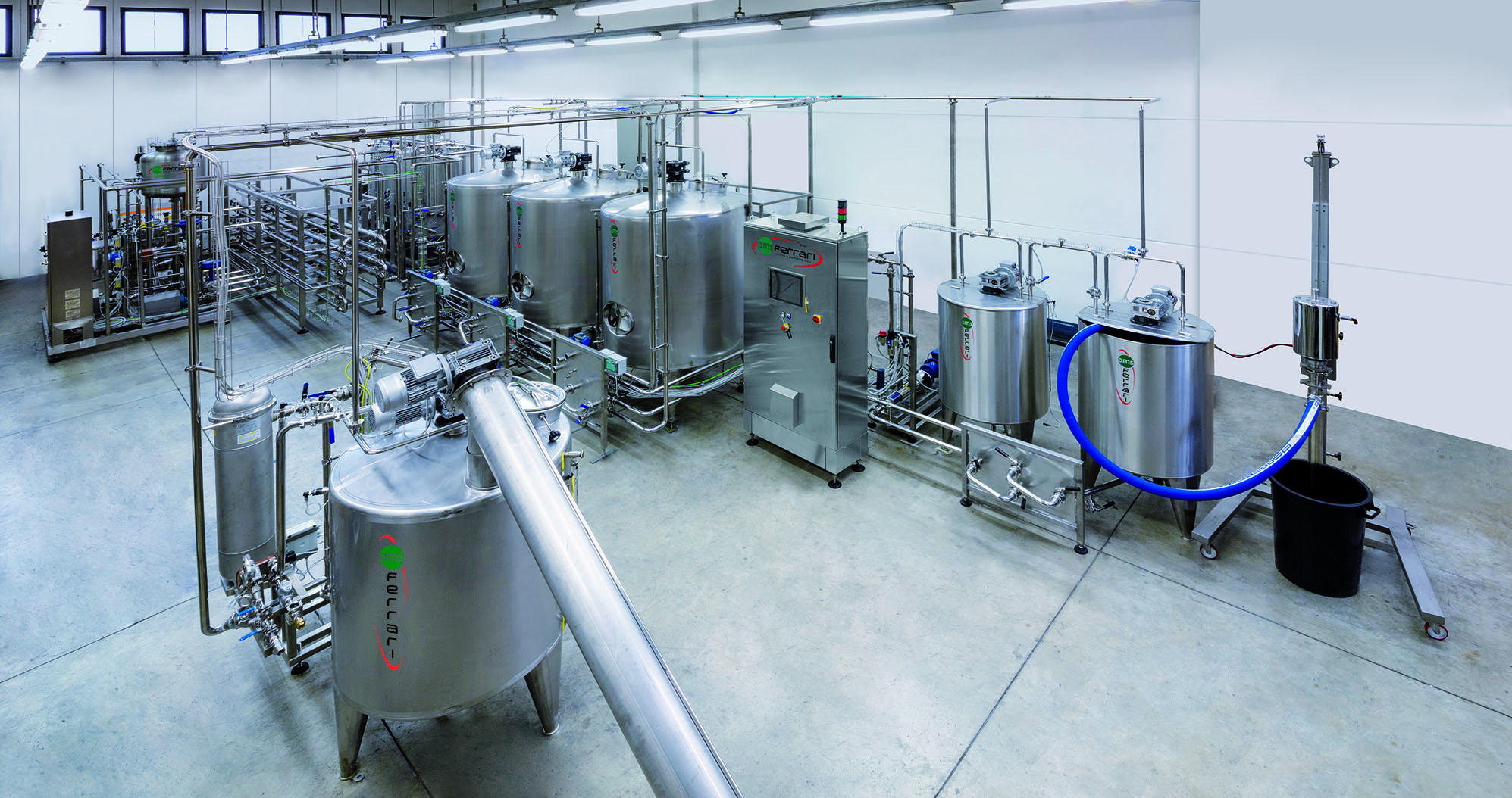 Product picture of processing plants