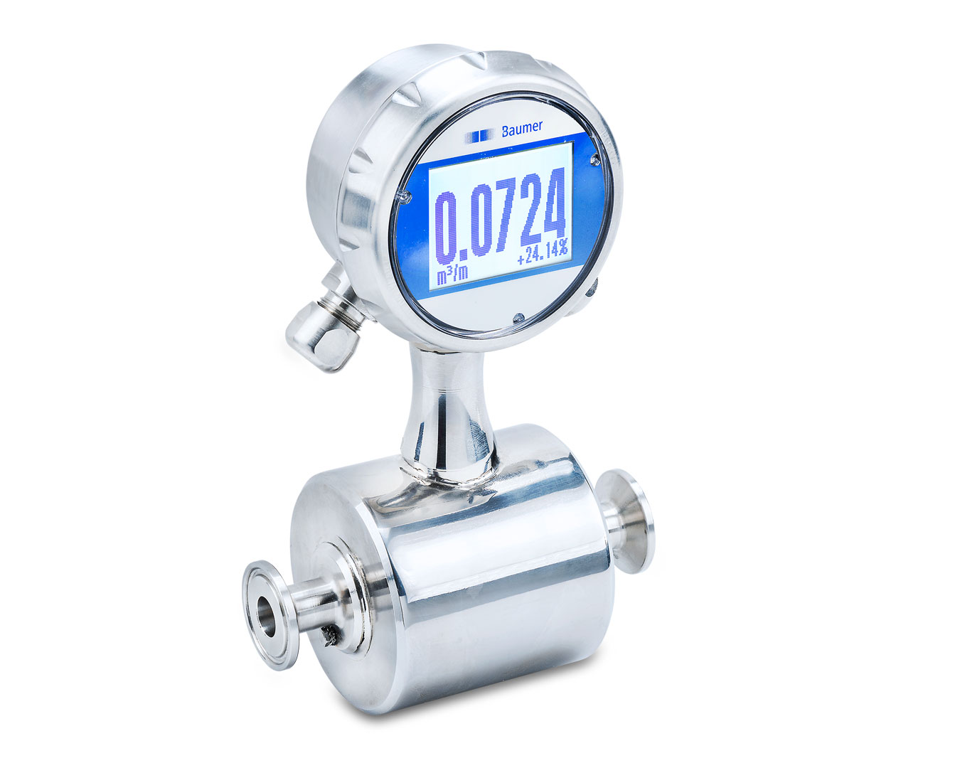 Product picture of CombiFlow – PF75H Electromagnetic flow meter for hygienic applications