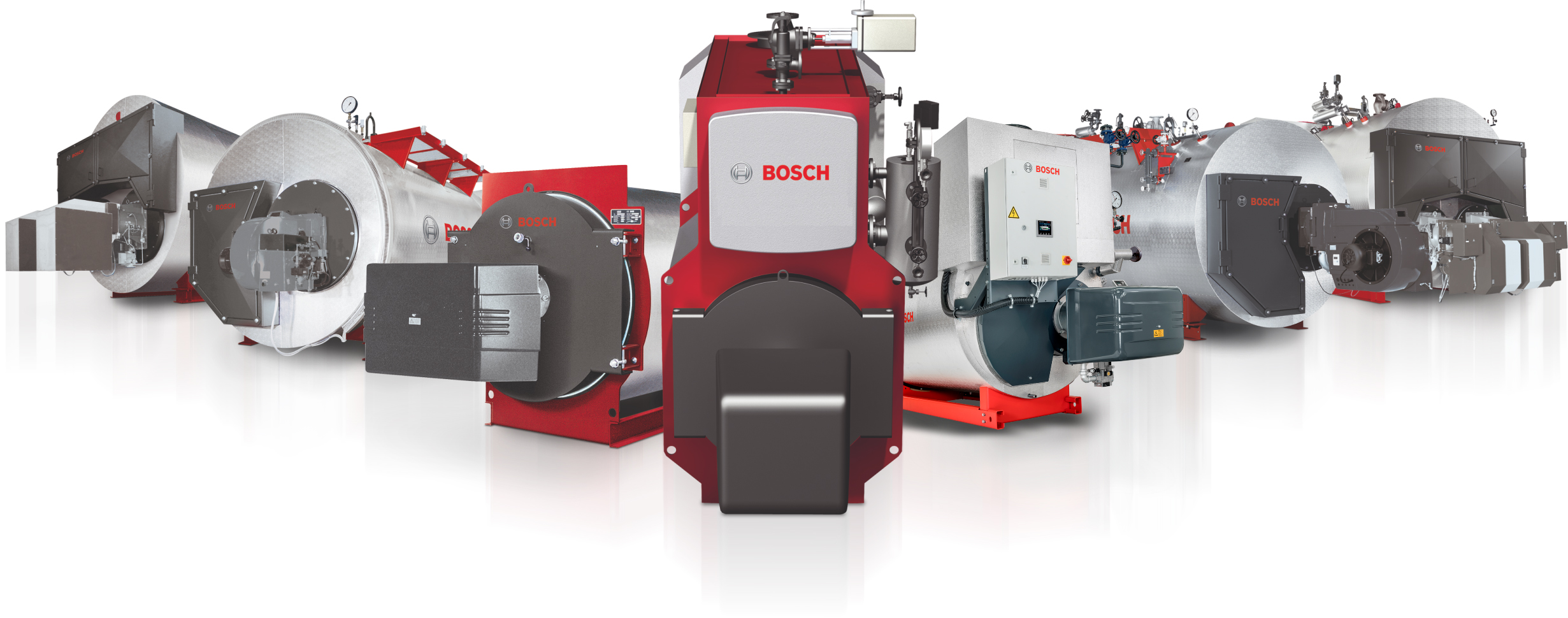 Product picture of Bosch hot water and heating boilers