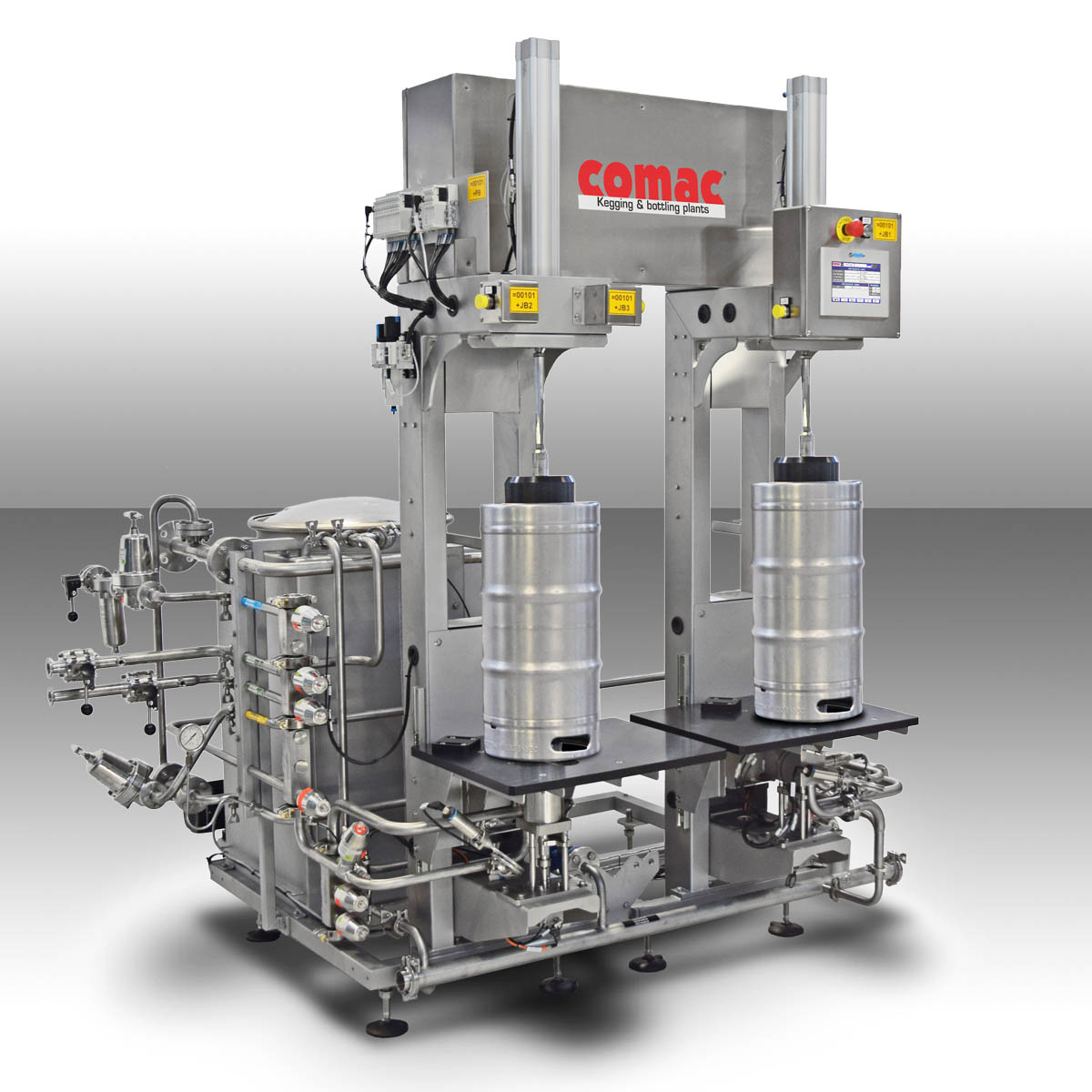 Product picture of SMART KEGGING MACHINES