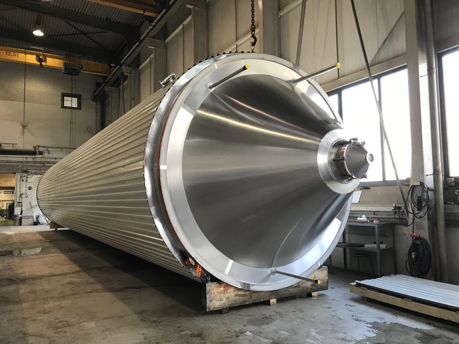 Product picture of Cylindro-Conical Tanks