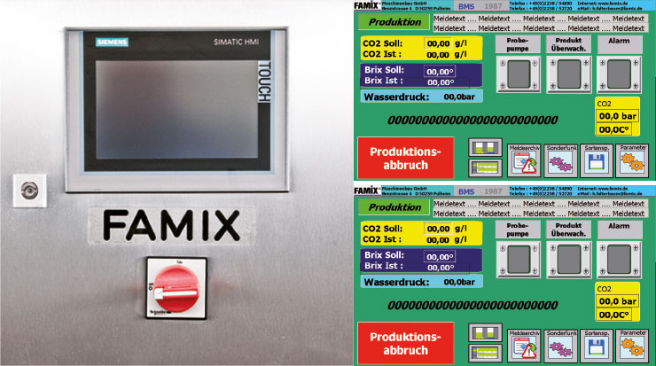Product picture of Process Analyser FAMIX BMS