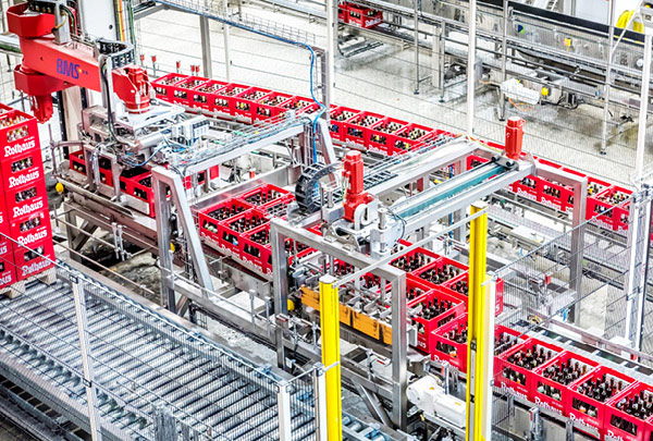 Product picture of BMS palletiser UNIPAL 107/108