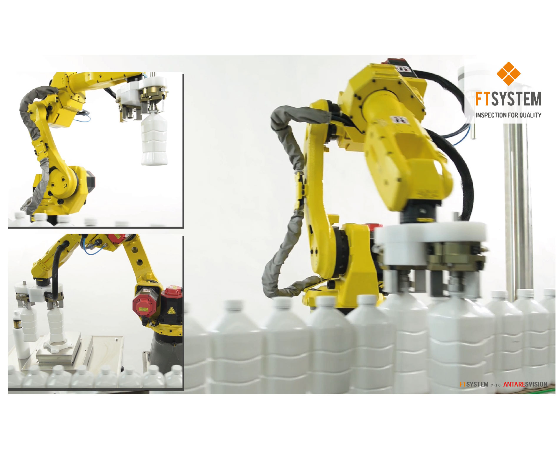 Produktbild von ROBO-QCS - AUTOMATIC QUALITY CONTROL AND EFFICIENCY OPTIMIZATION