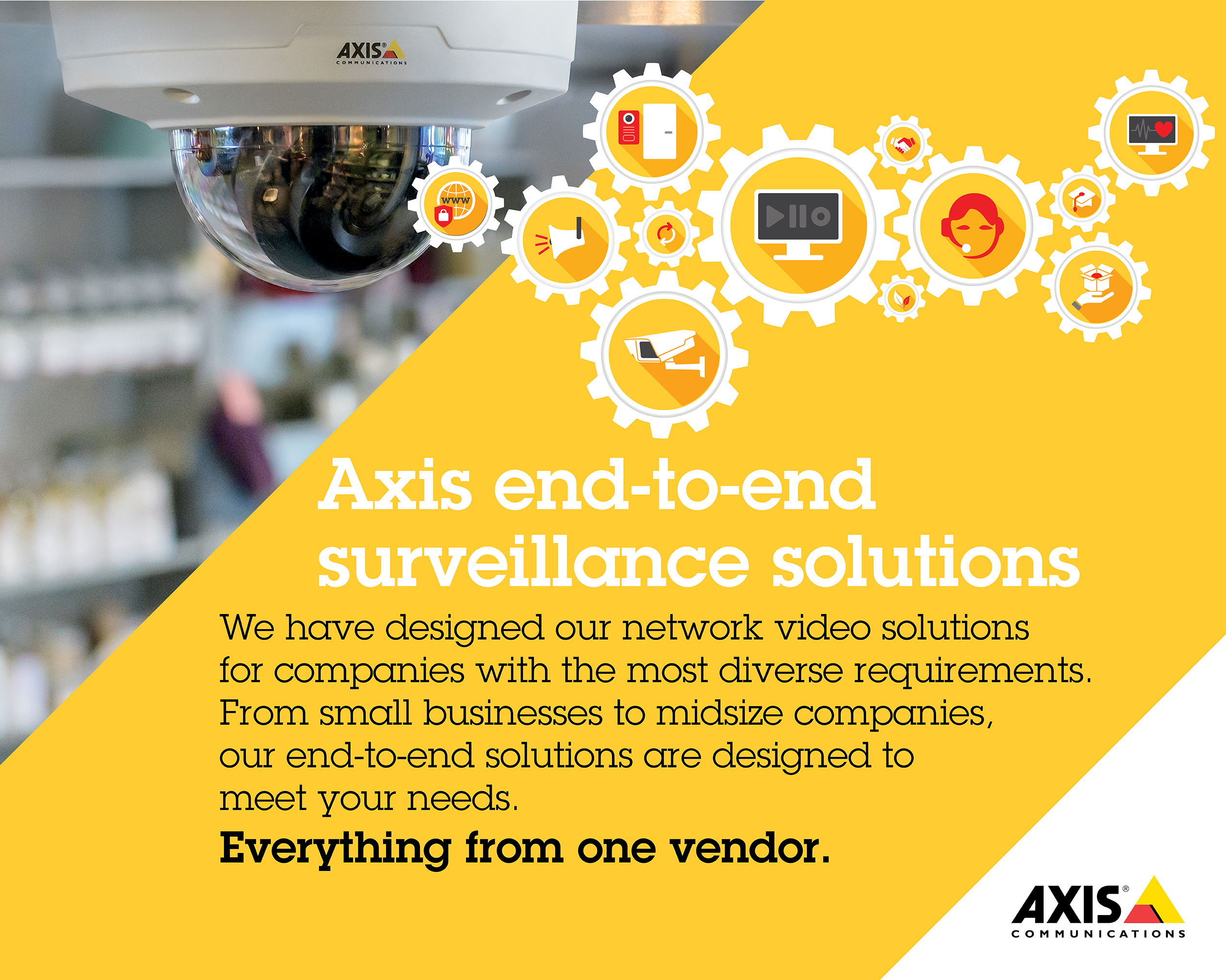 itsa 365: in-store surveillance camera and information on end-to-end surveillance solutions