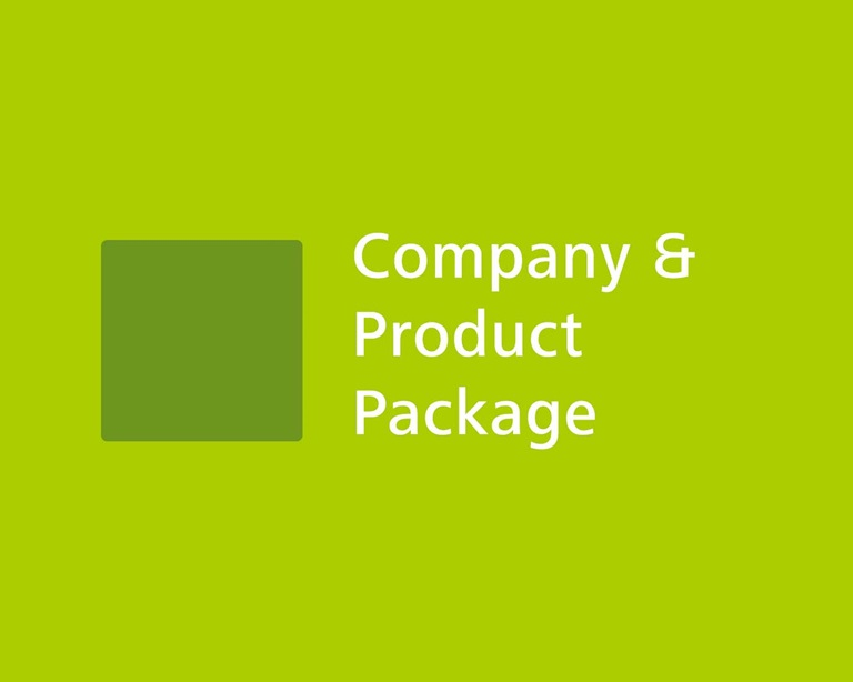 Company & Product Package