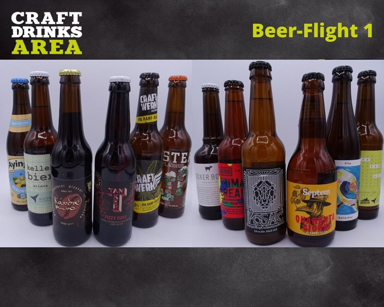 Beer-Flight 1