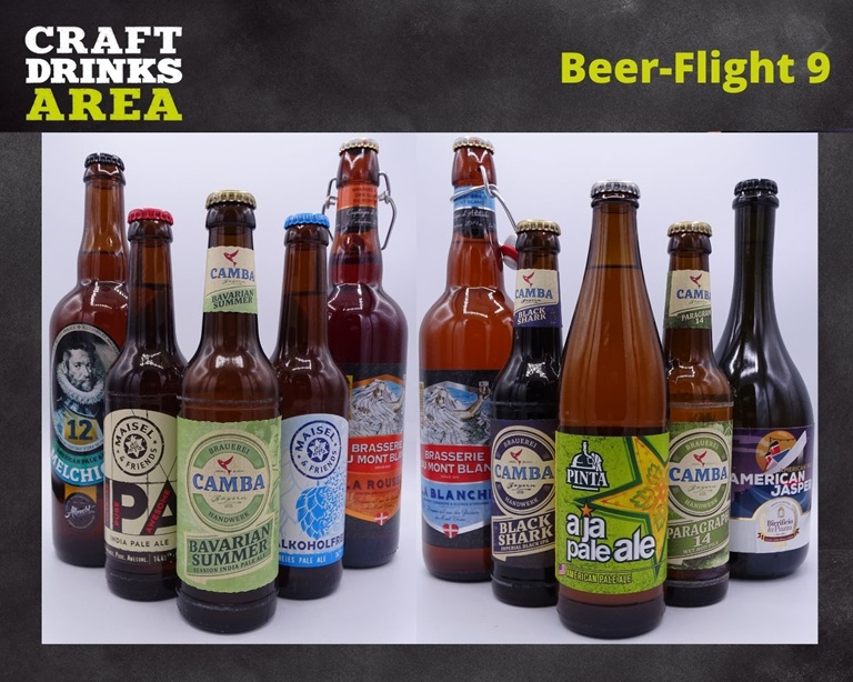 Beer-Flight 9