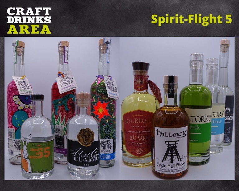 Spirit-Flight 5