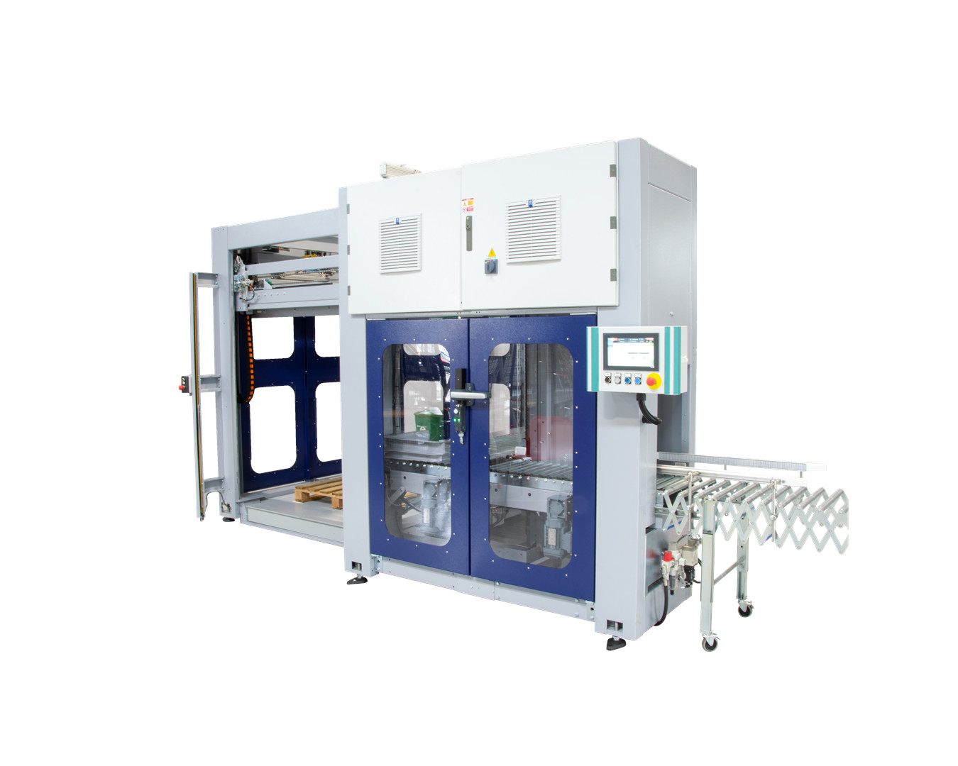 Product picture of Compact Palletiser