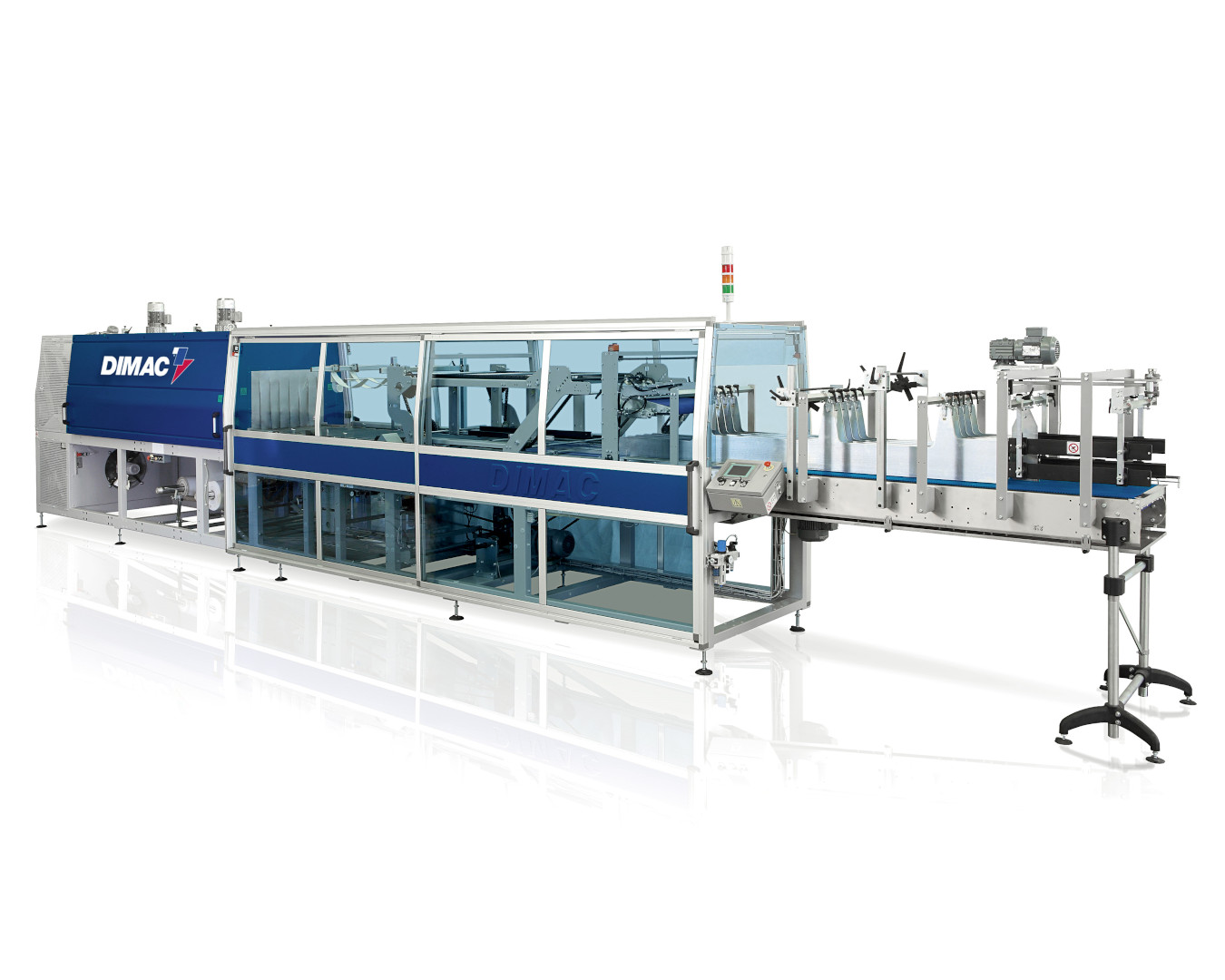Product picture of Dimac Star: Shrink Wrapping Machines