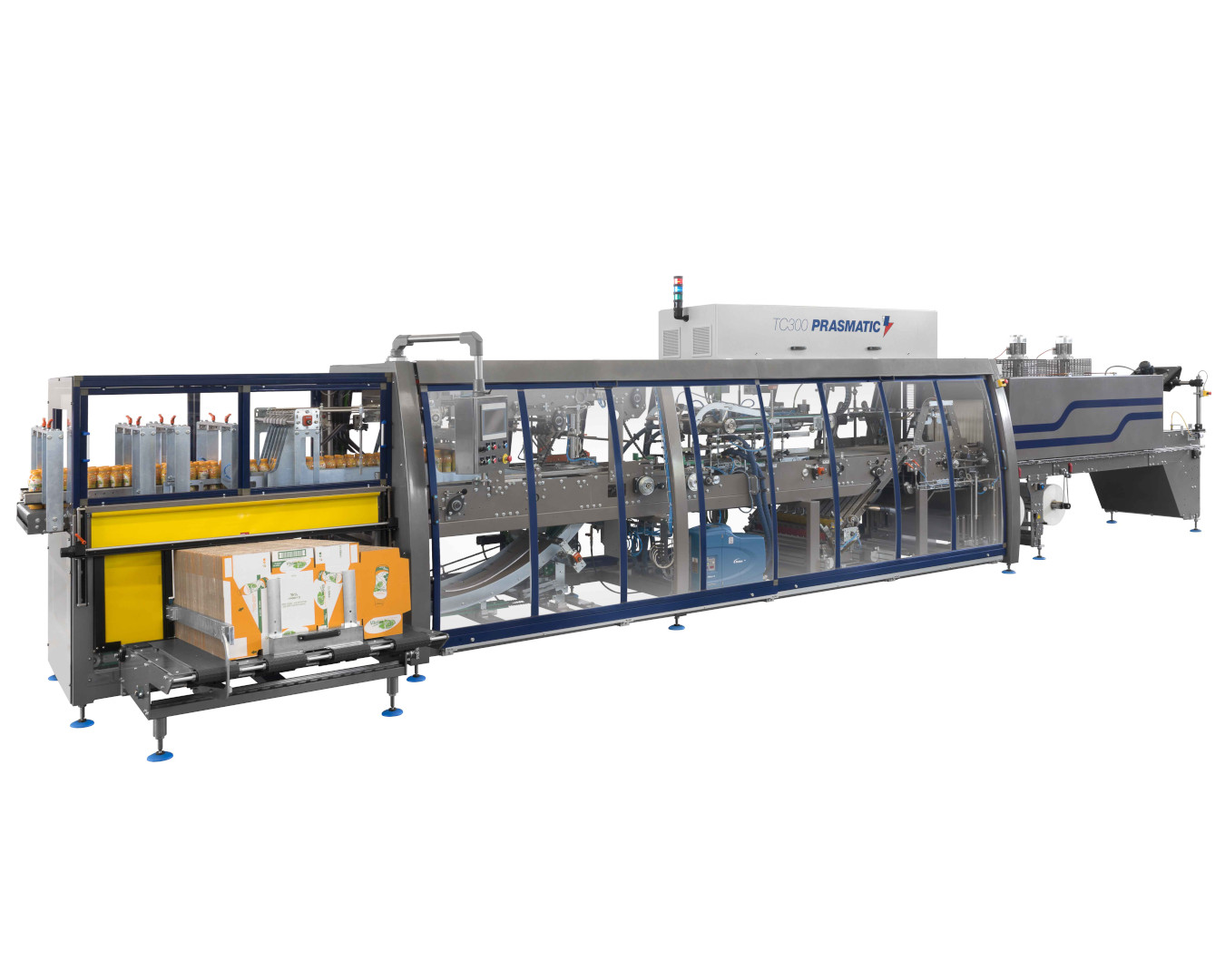Product picture of Prasmatic TC Series: Shrink Wrapping Machines