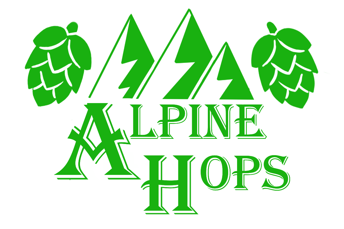 Header Desktop of AlpineHops Nama GmbH