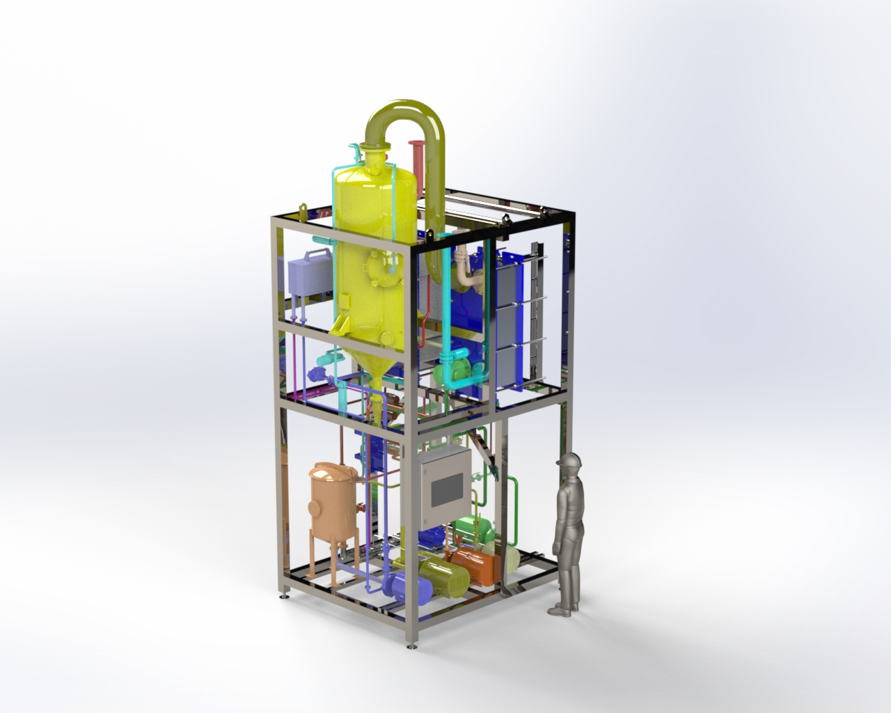 Product picture of System Solutions for Evaporation Technology