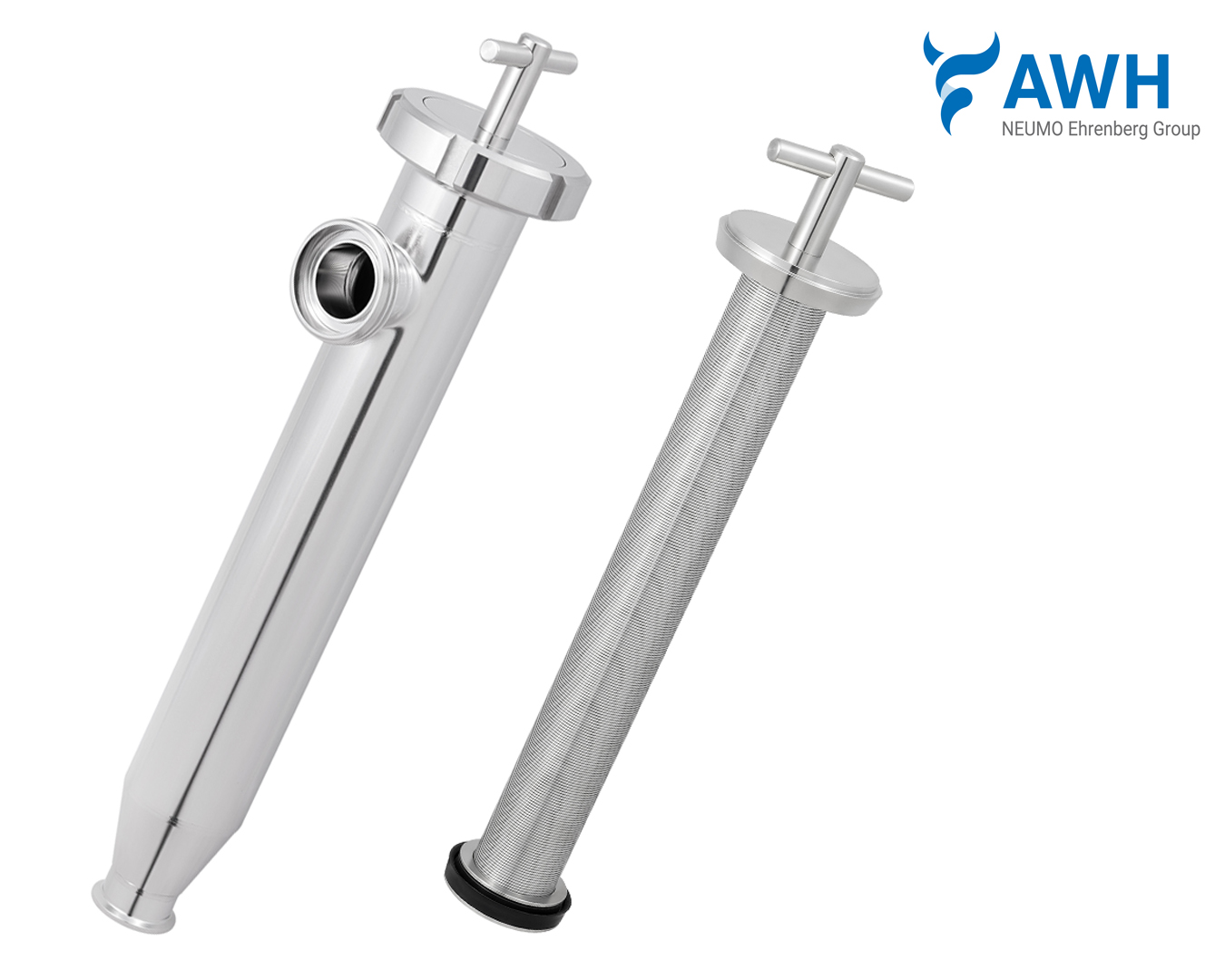 Product picture of Angle Type Strainers