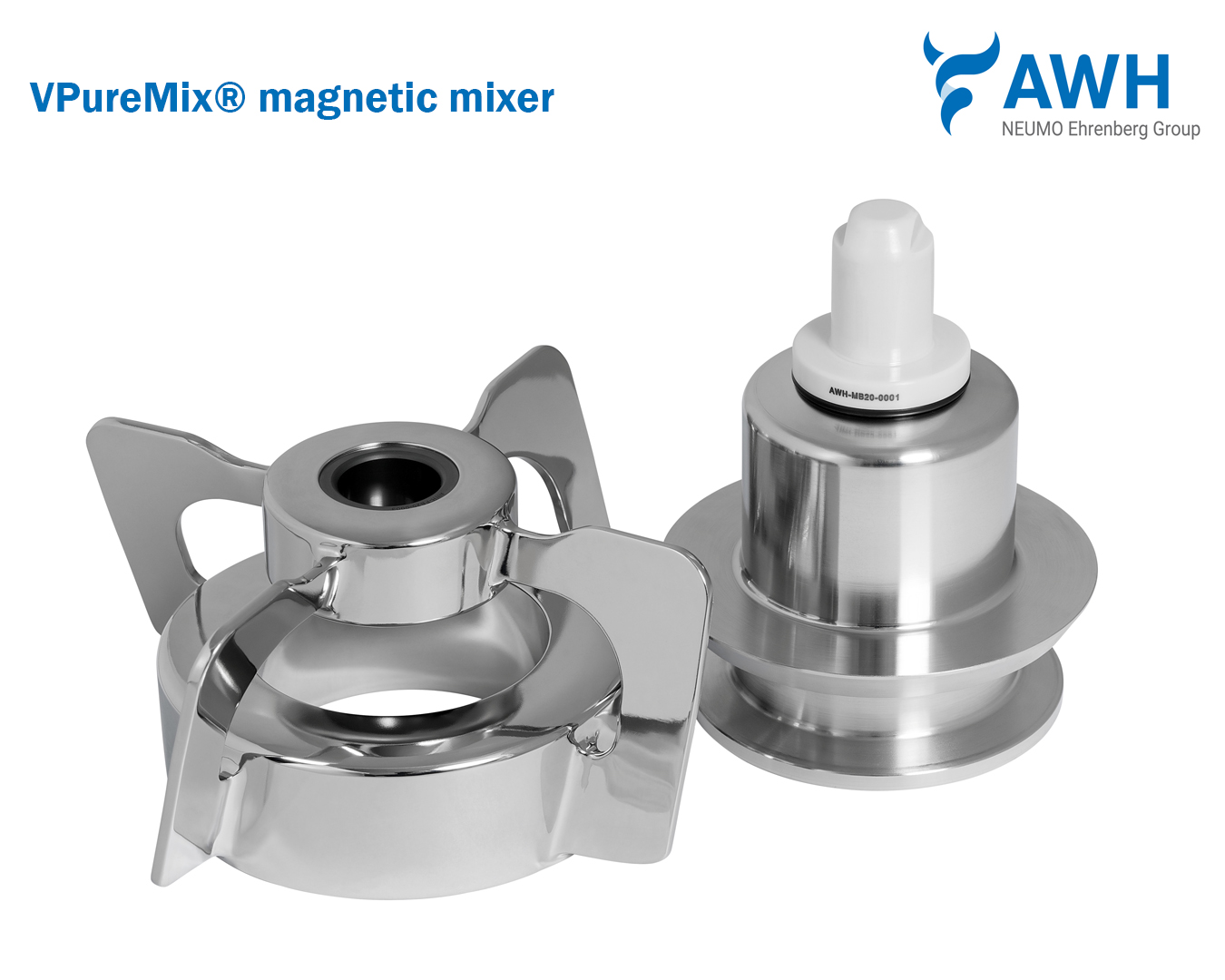 Product picture of Magnetic stirrer VPureMix®