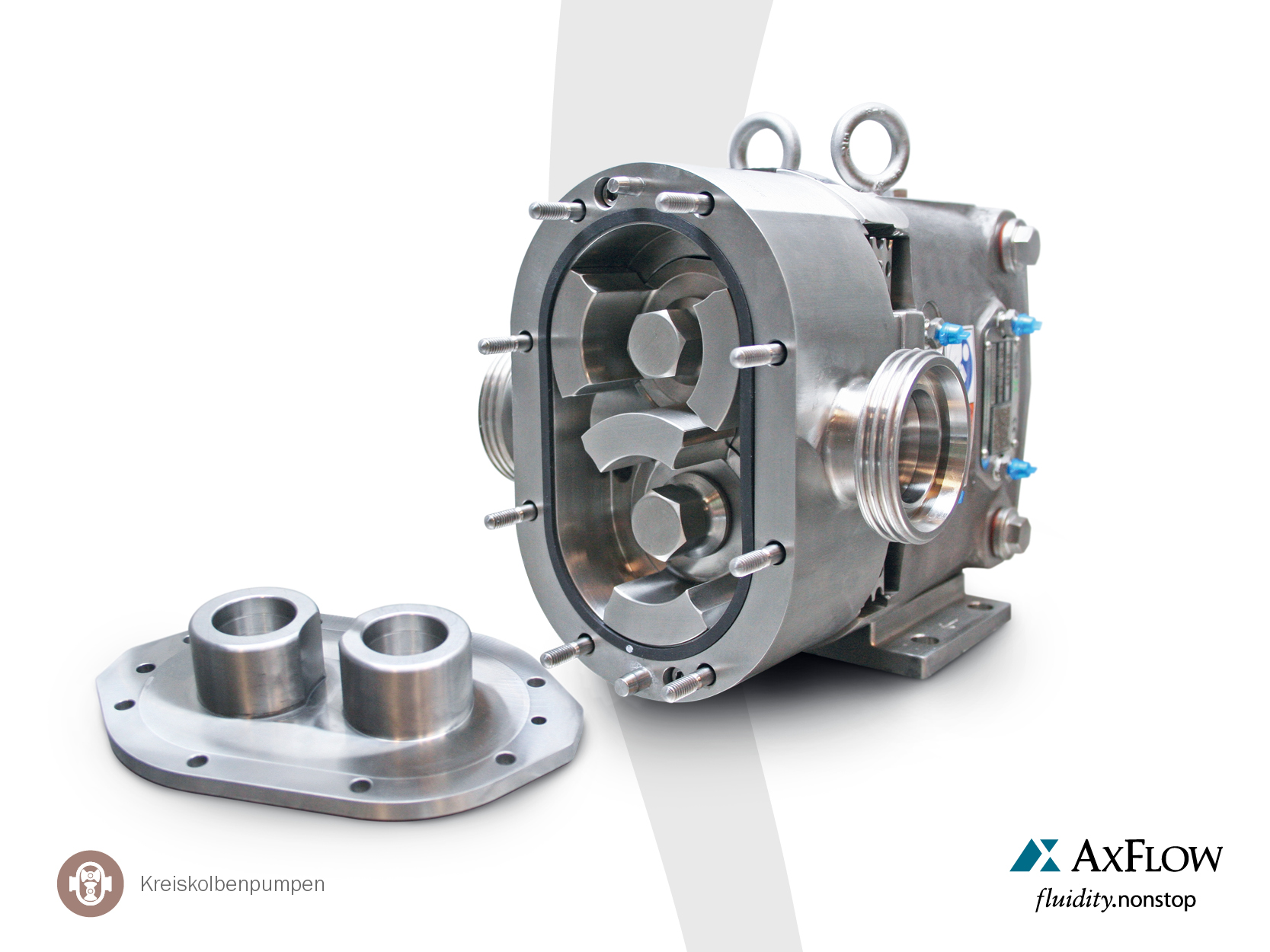 Product picture of Rotary piston pump