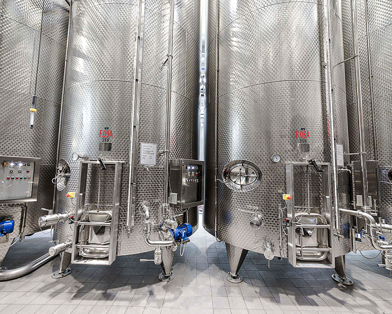 Product picture of Winemaking tanks