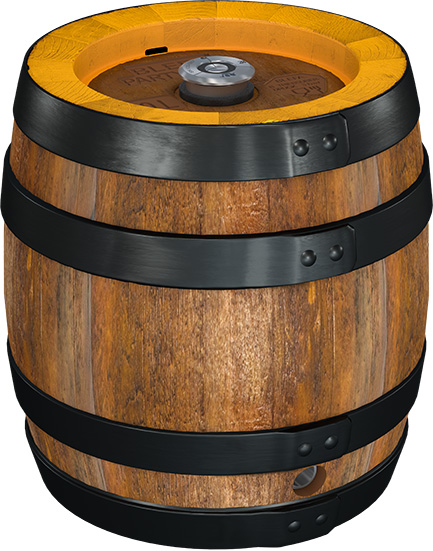 Product picture of PARTY BARREL