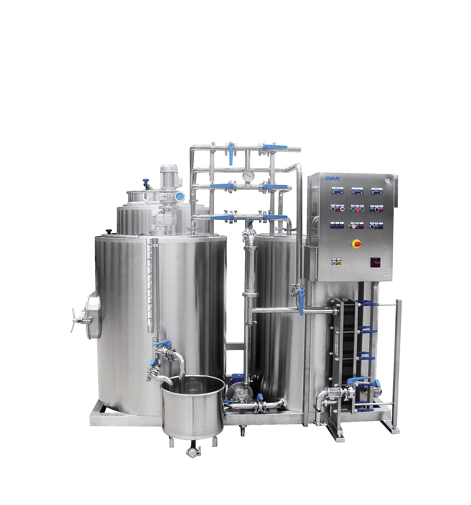 Product picture of C49M Brewing system