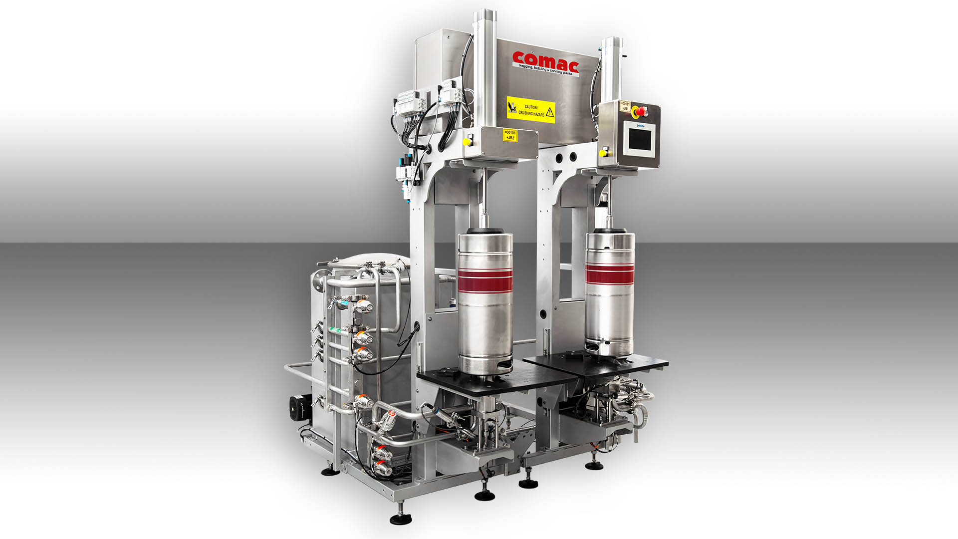Produktbild von SMART KEGGING MACHINES