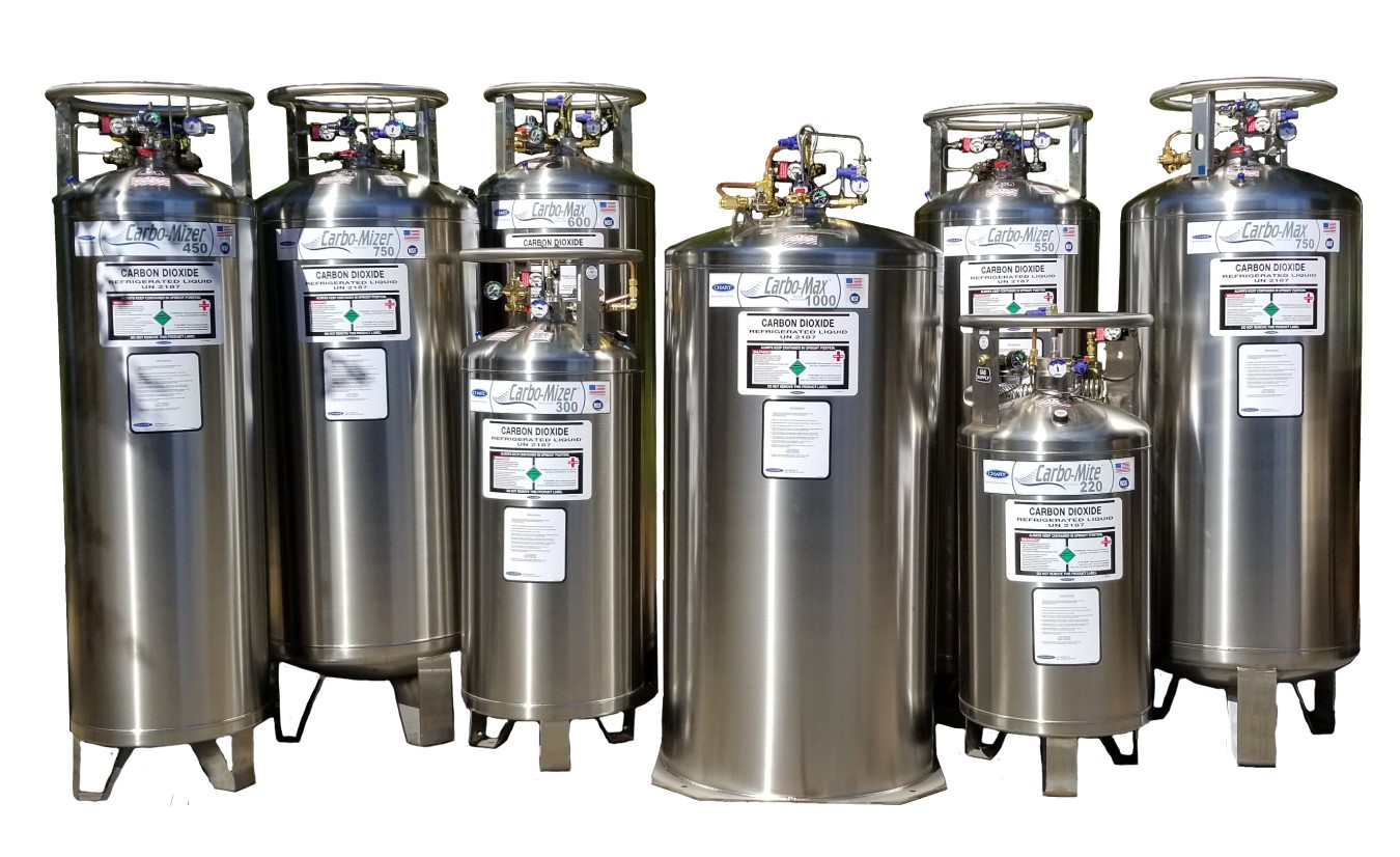 Product picture of Bulk CO2 Beverage Carbonation Systems