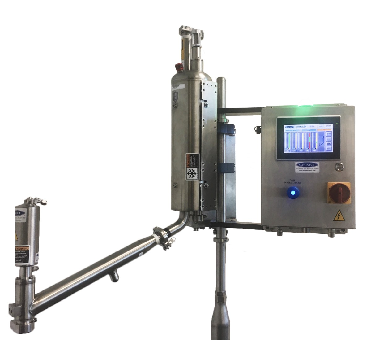Product picture of Liquid Nitrogen Dosing Systems