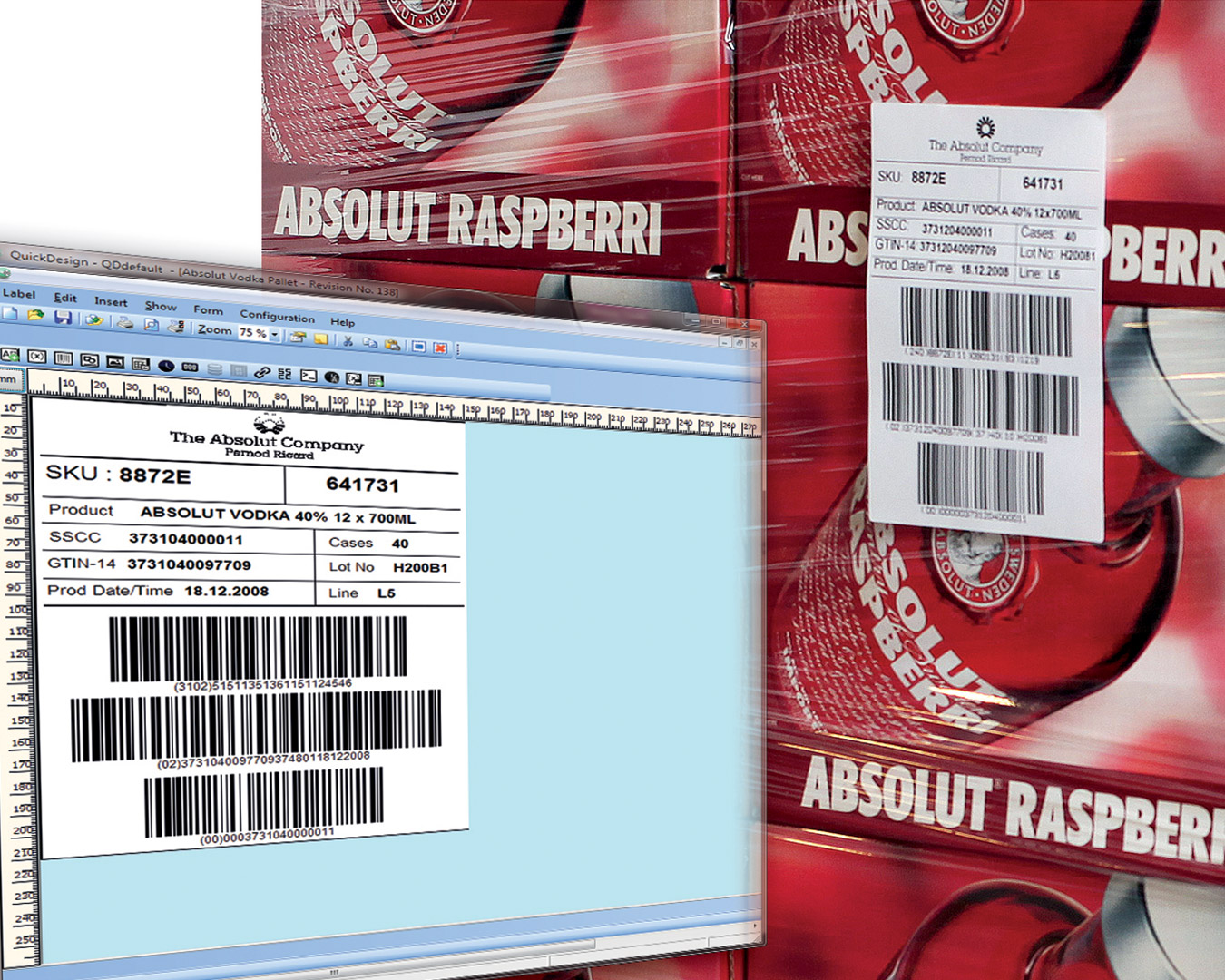 Product picture of Software solutions 4.0 for the beverage industry
