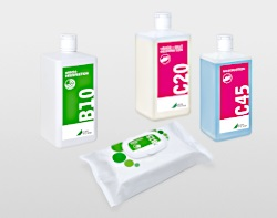Product picture of Disinfectant for surfaces and skin + hands