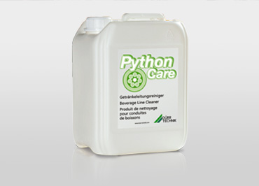 Product picture of Beverage line cleaner Python Care
