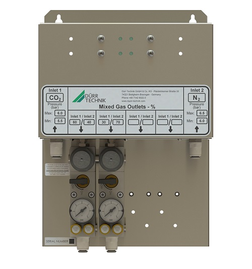Product picture of Nitrogen generator Nitrobeer with additional gas mixer