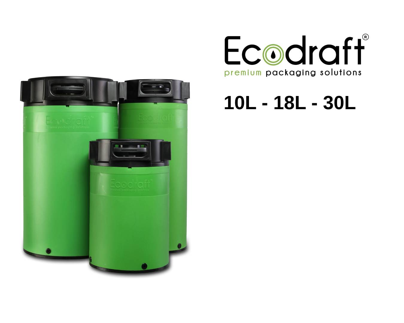 Product picture of Ecodraft Reusable Kegs