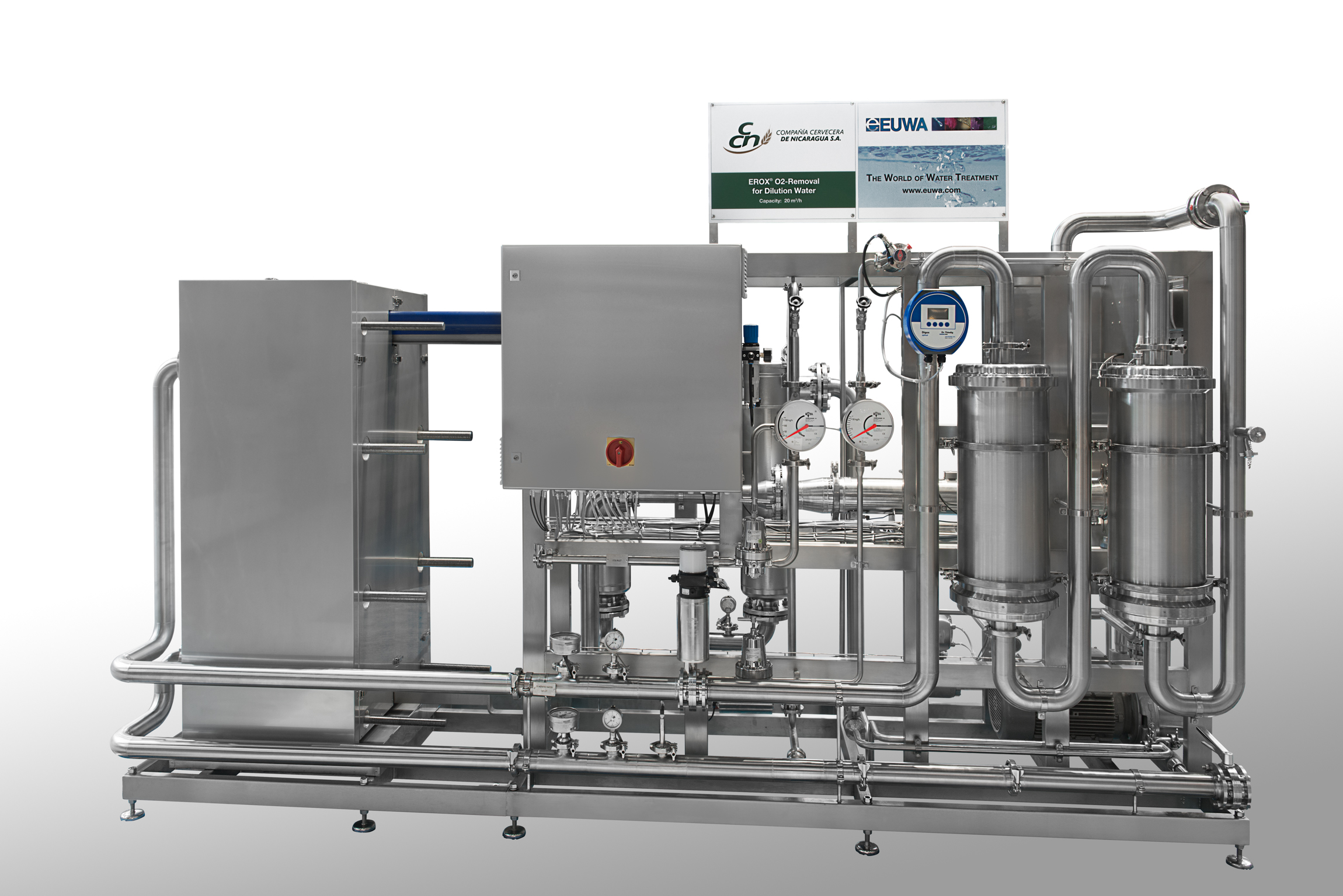 Product picture of EROX® water degassing