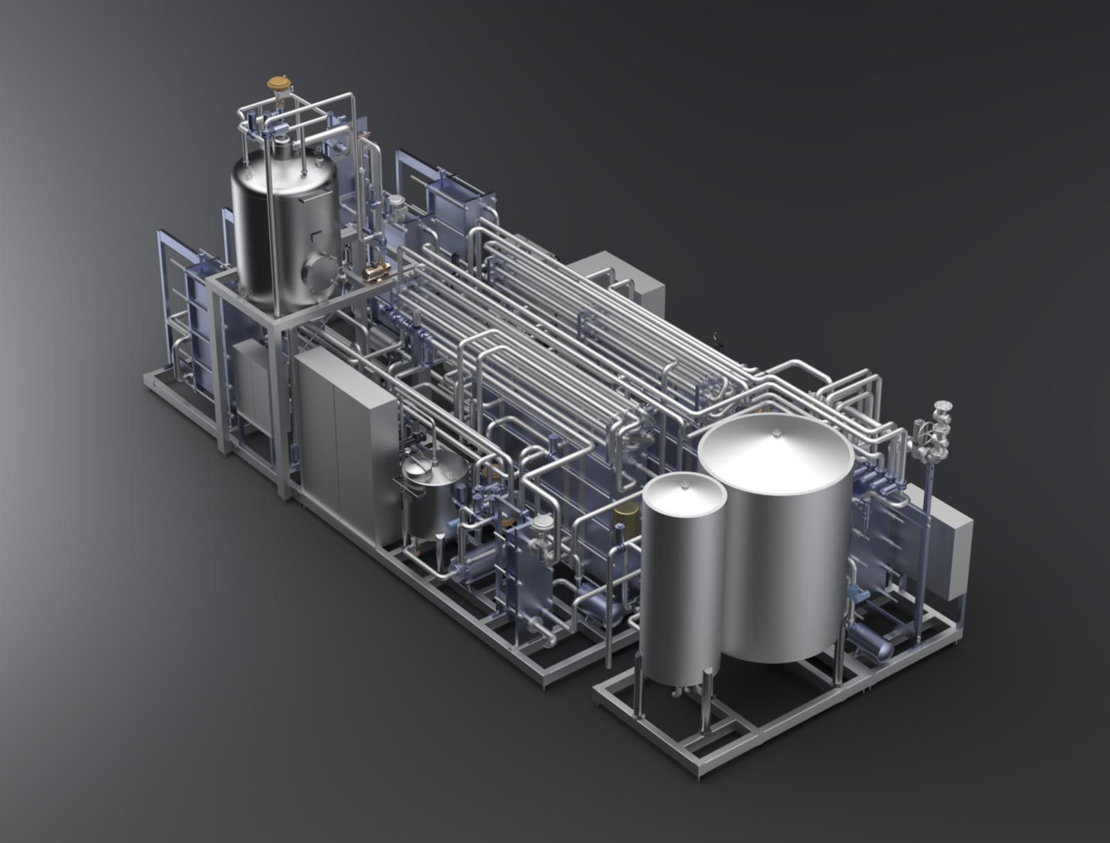 Product picture of pasteurizing systems