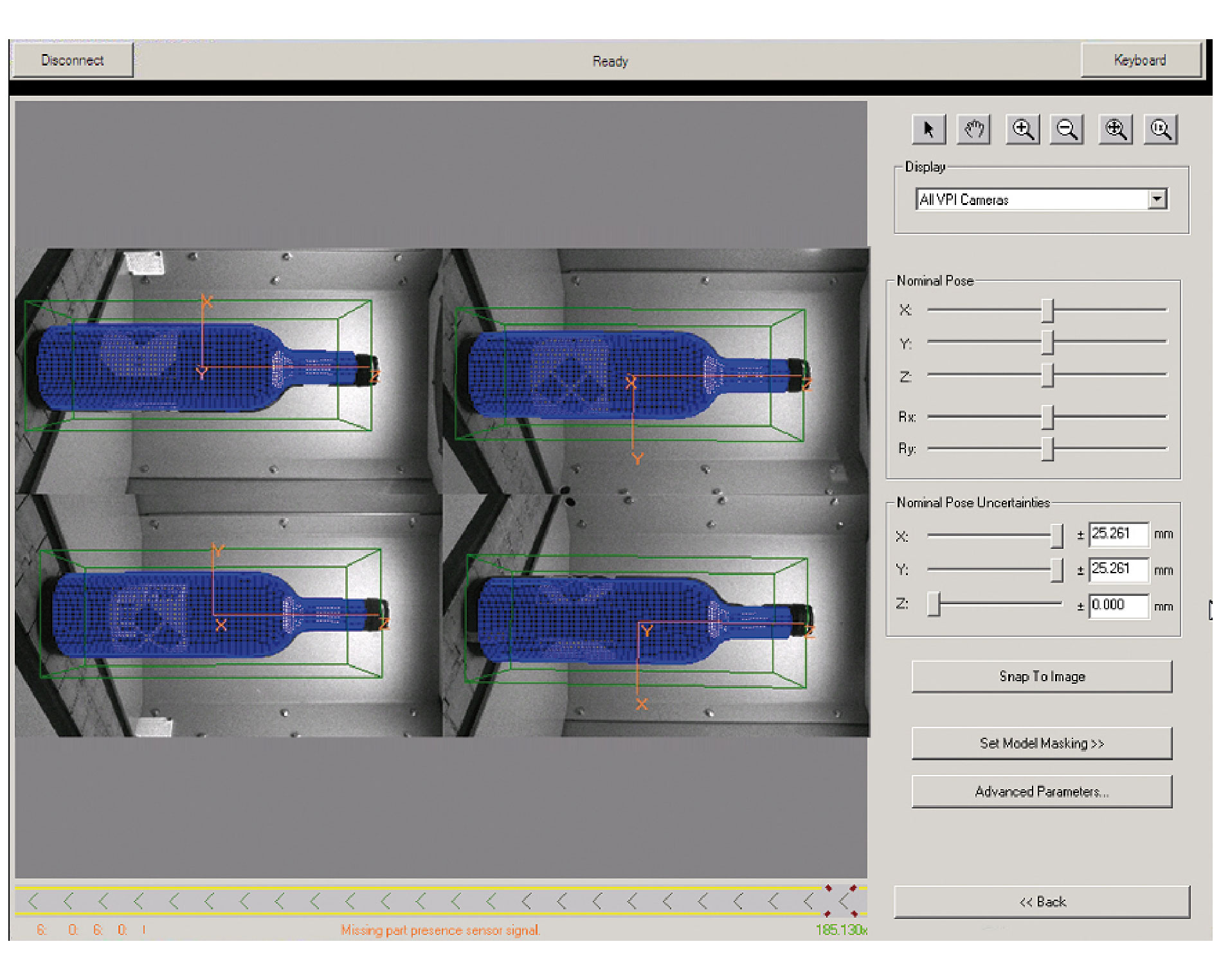Product picture of Full LABEL INSPECTION - 3D Reconstruction system