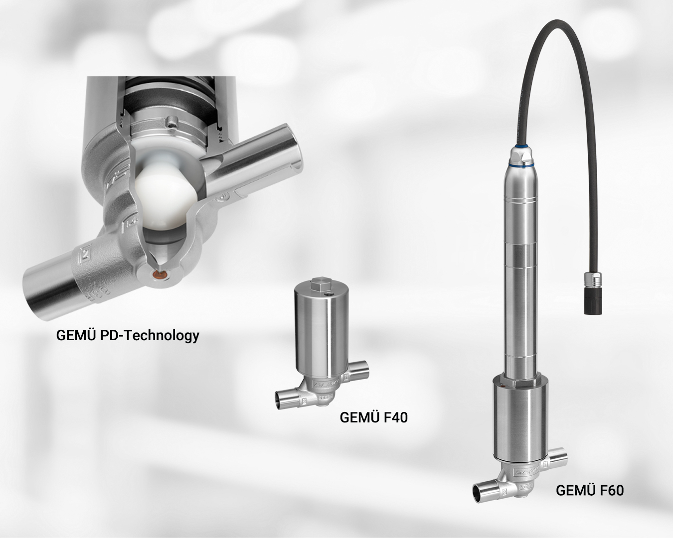 Product picture of Filling Valve with PD-Technology
