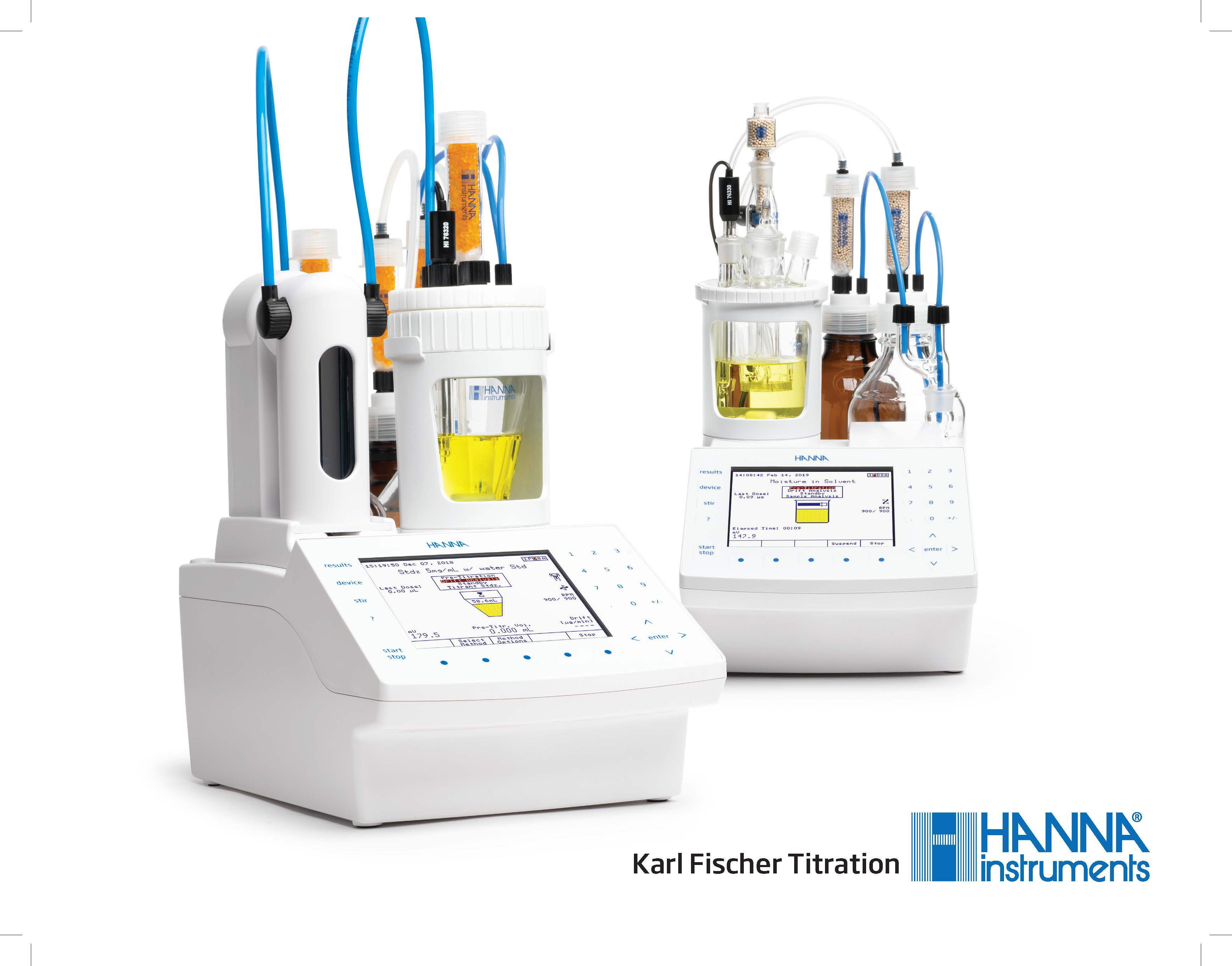 Product picture of Alkalinity, pH and acidity via titration