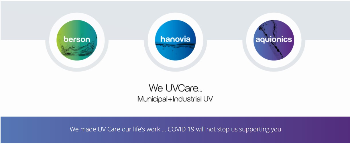 Header Desktop of Hanovia Ltd.