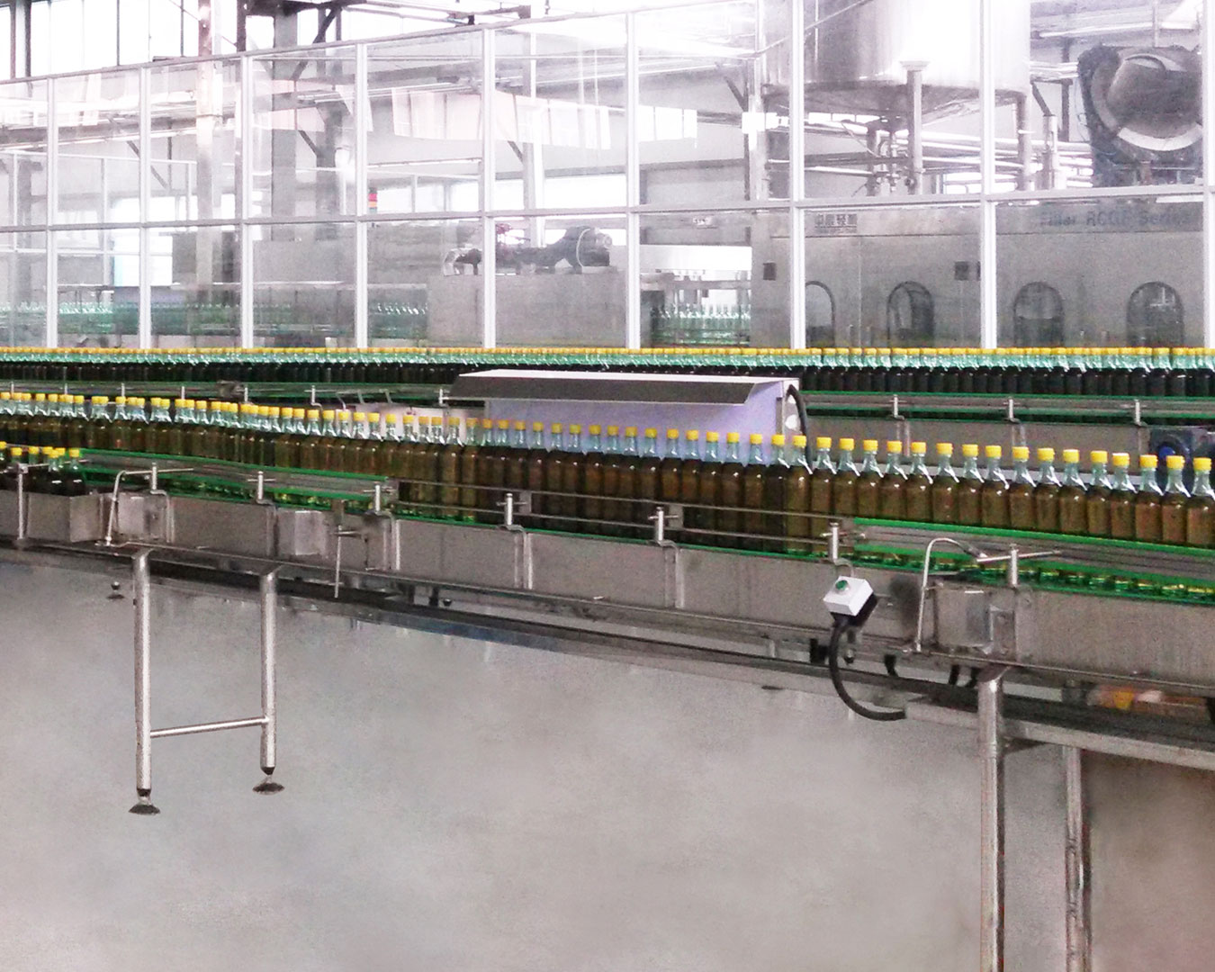 Product picture of Condiments, Alcoholic Drinks Packaging Line Solution