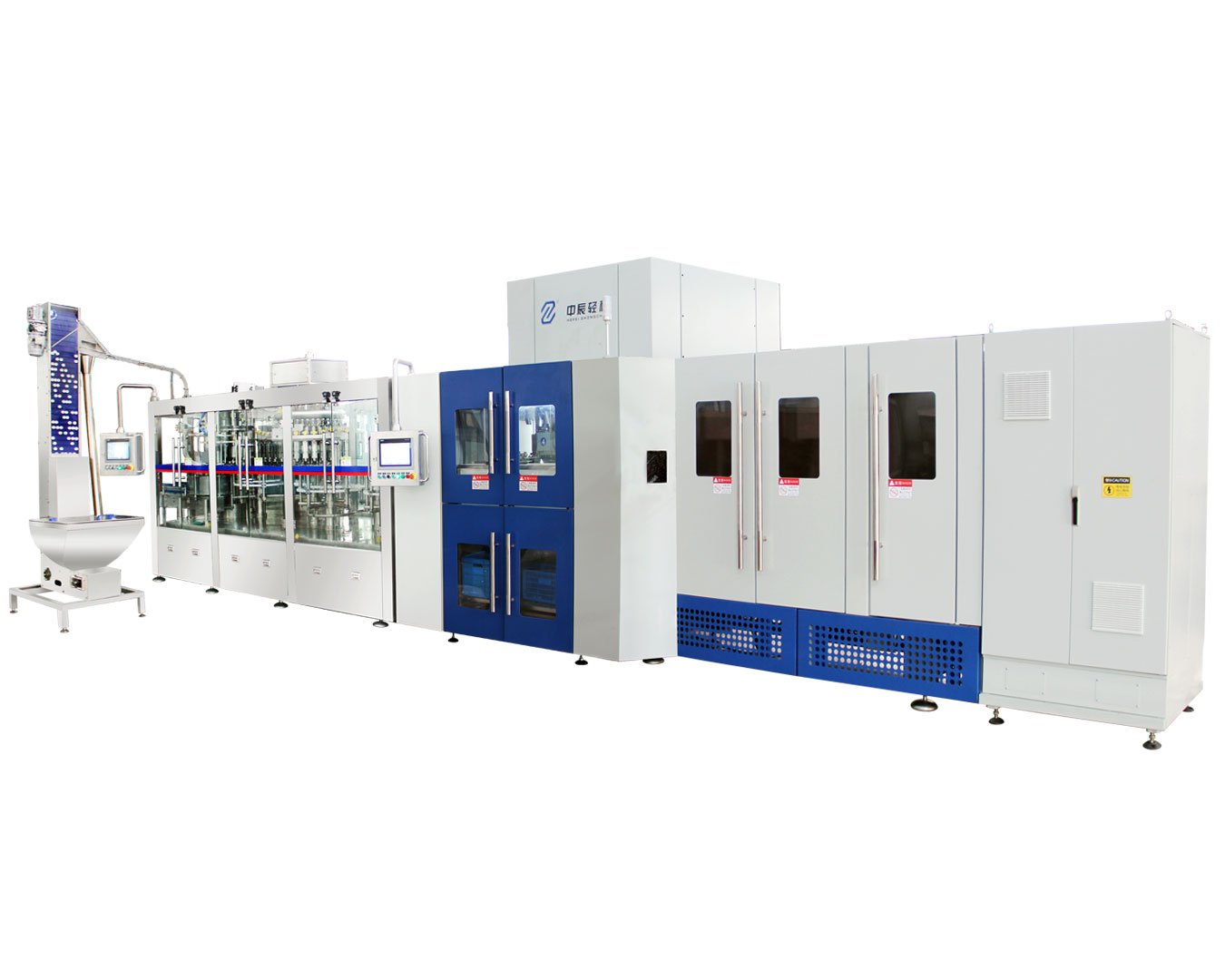 Product picture of PET Combi-bloc Packaging Line Solution