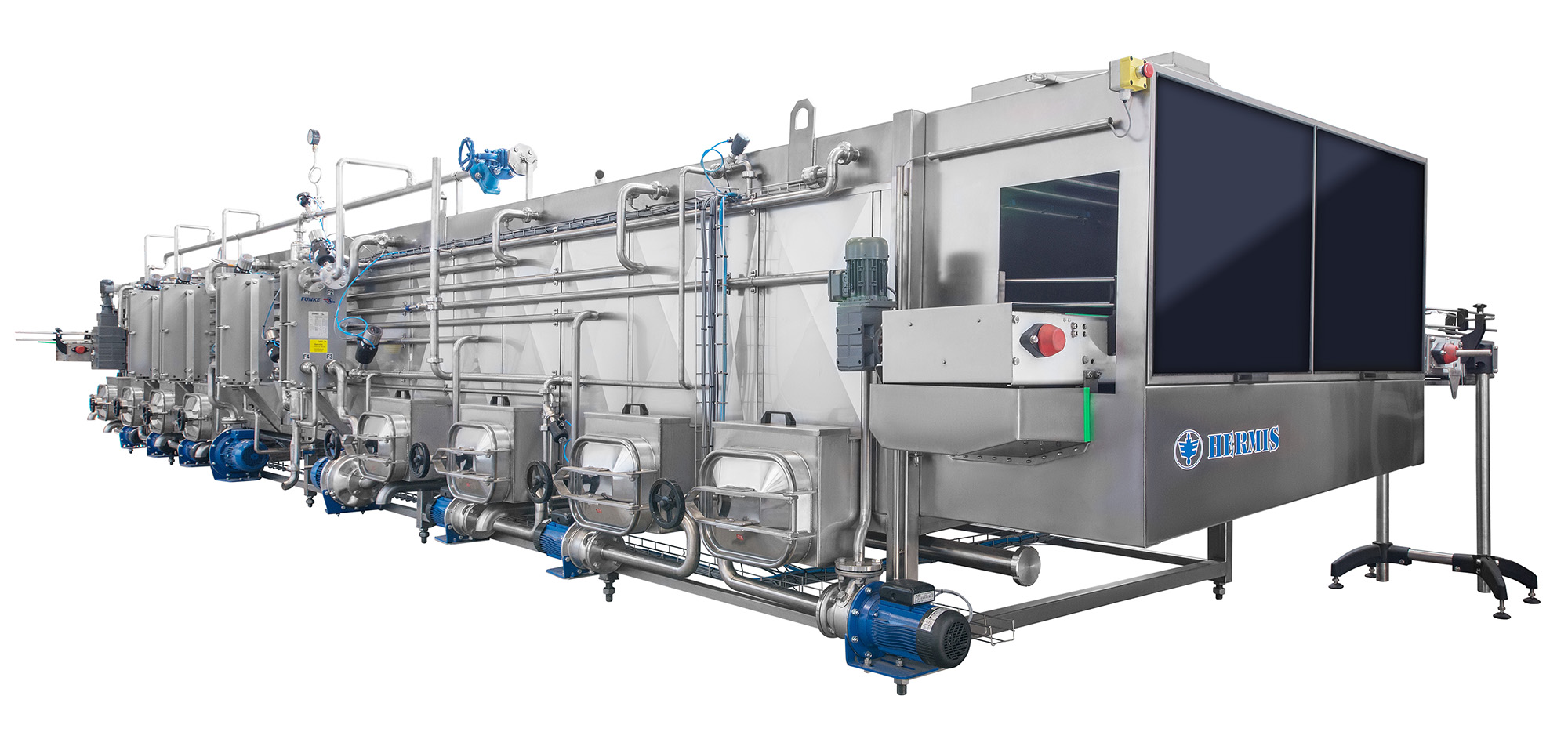 Product picture of Tunnel pasteurizer