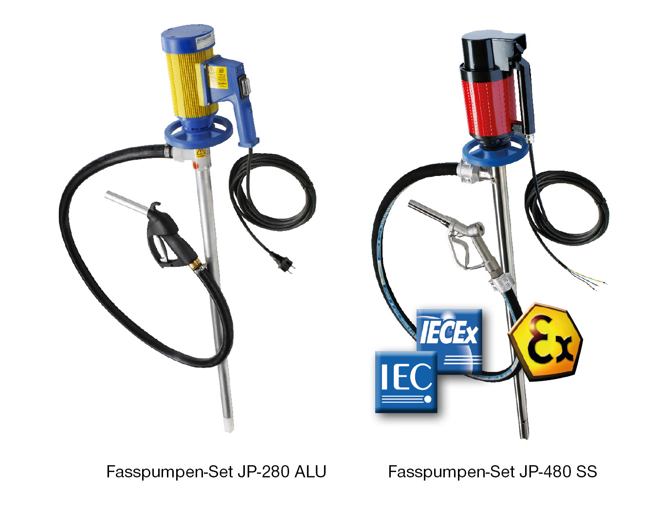 Product picture of Laboratory, drum and container pumps