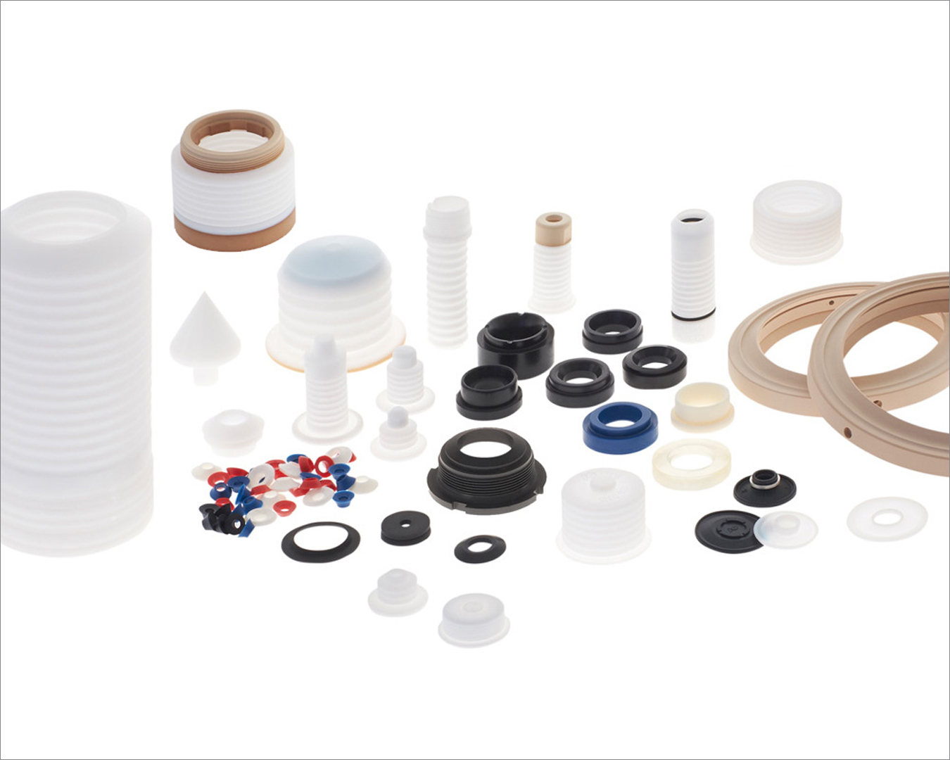 Product picture of Bellows, Diaphragms, Shaft seals, Gaskets, Pressure seals and Sprays