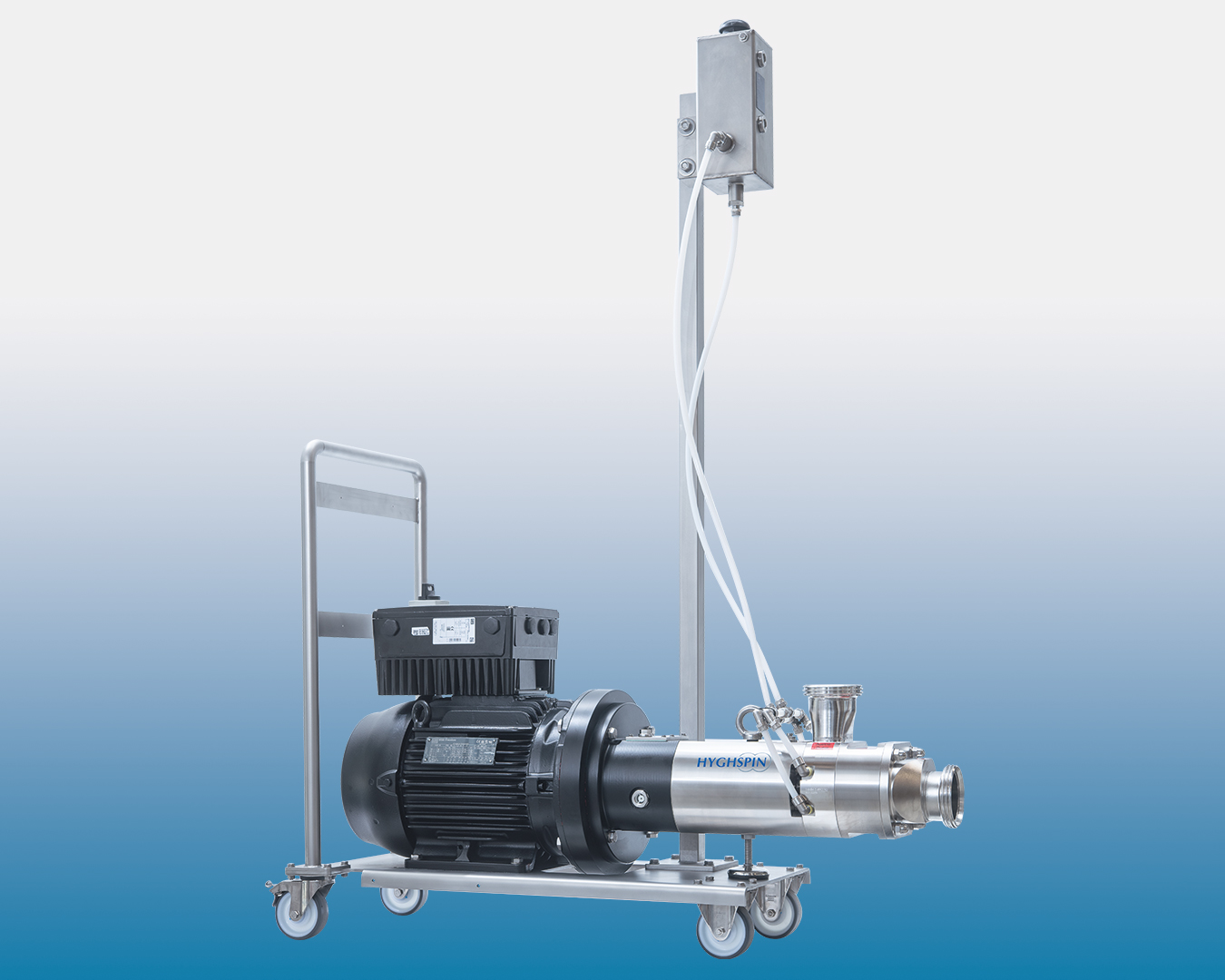 Product picture of HYGHSPIN Schraubenspindelpumpen