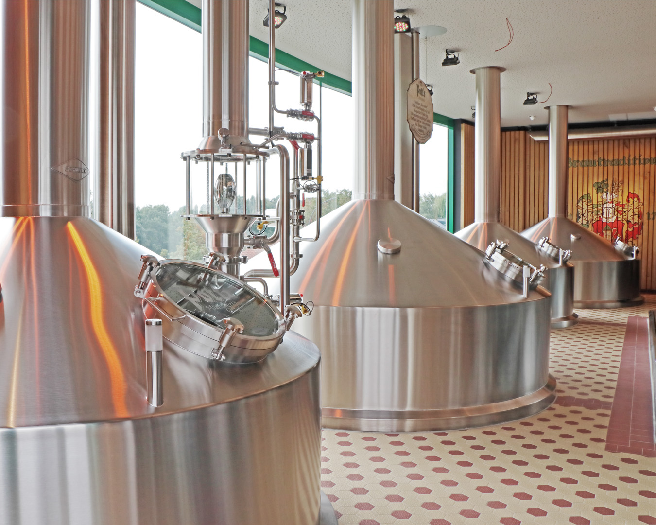 Product picture of Turnkey Breweries up to 400.000 hl/a
