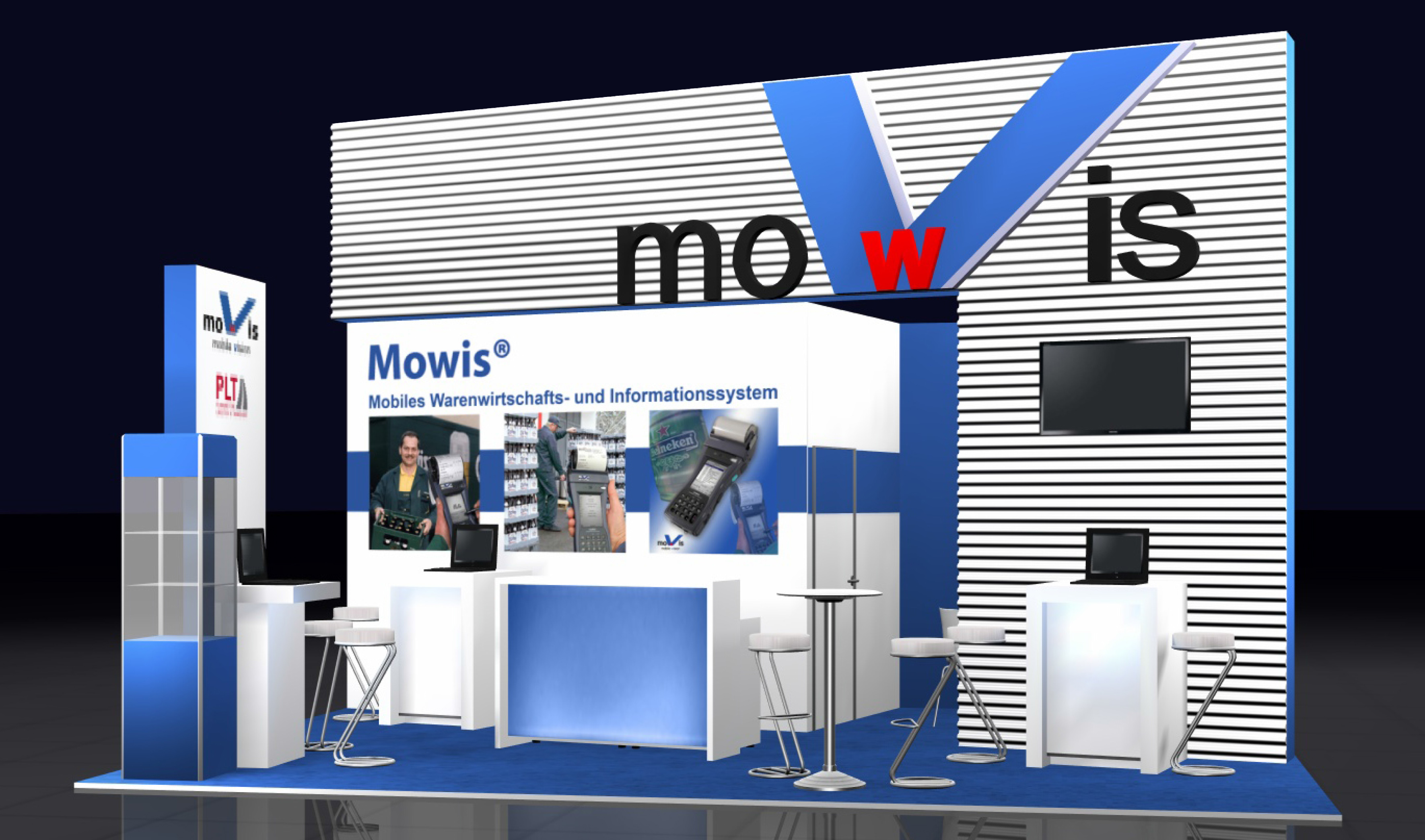 Header Desktop von Movis Mobile Vision GmbH