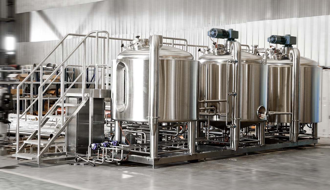Product picture of Craft Brewery Equipment