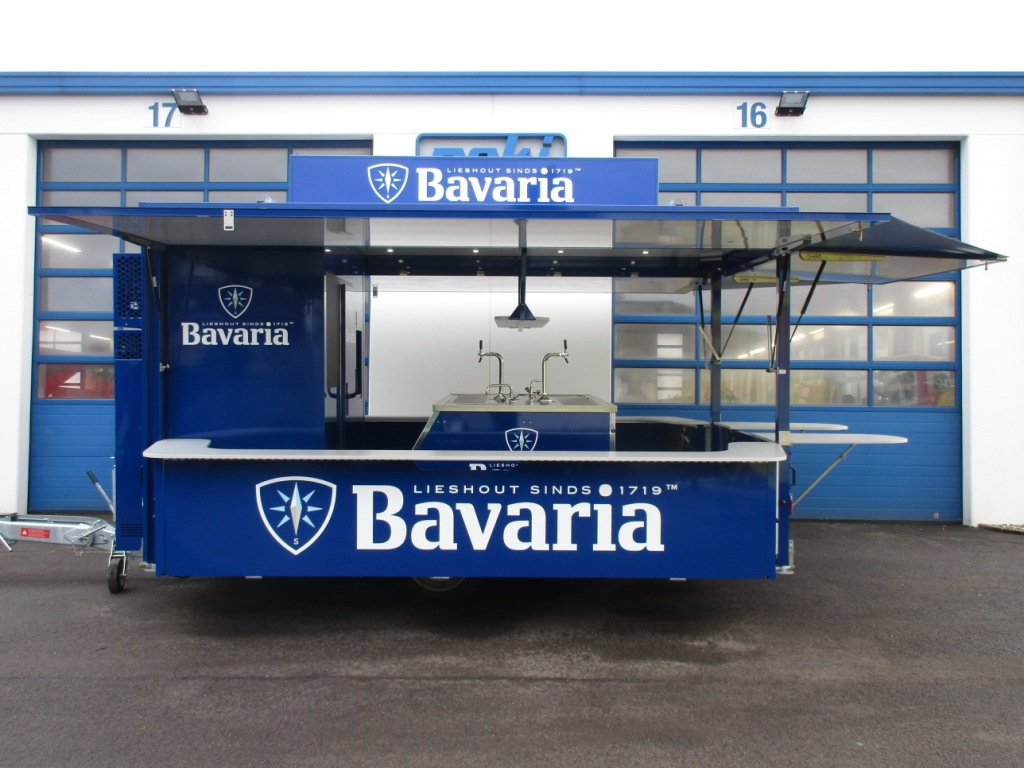 Product picture of Bar and Event Trailer
