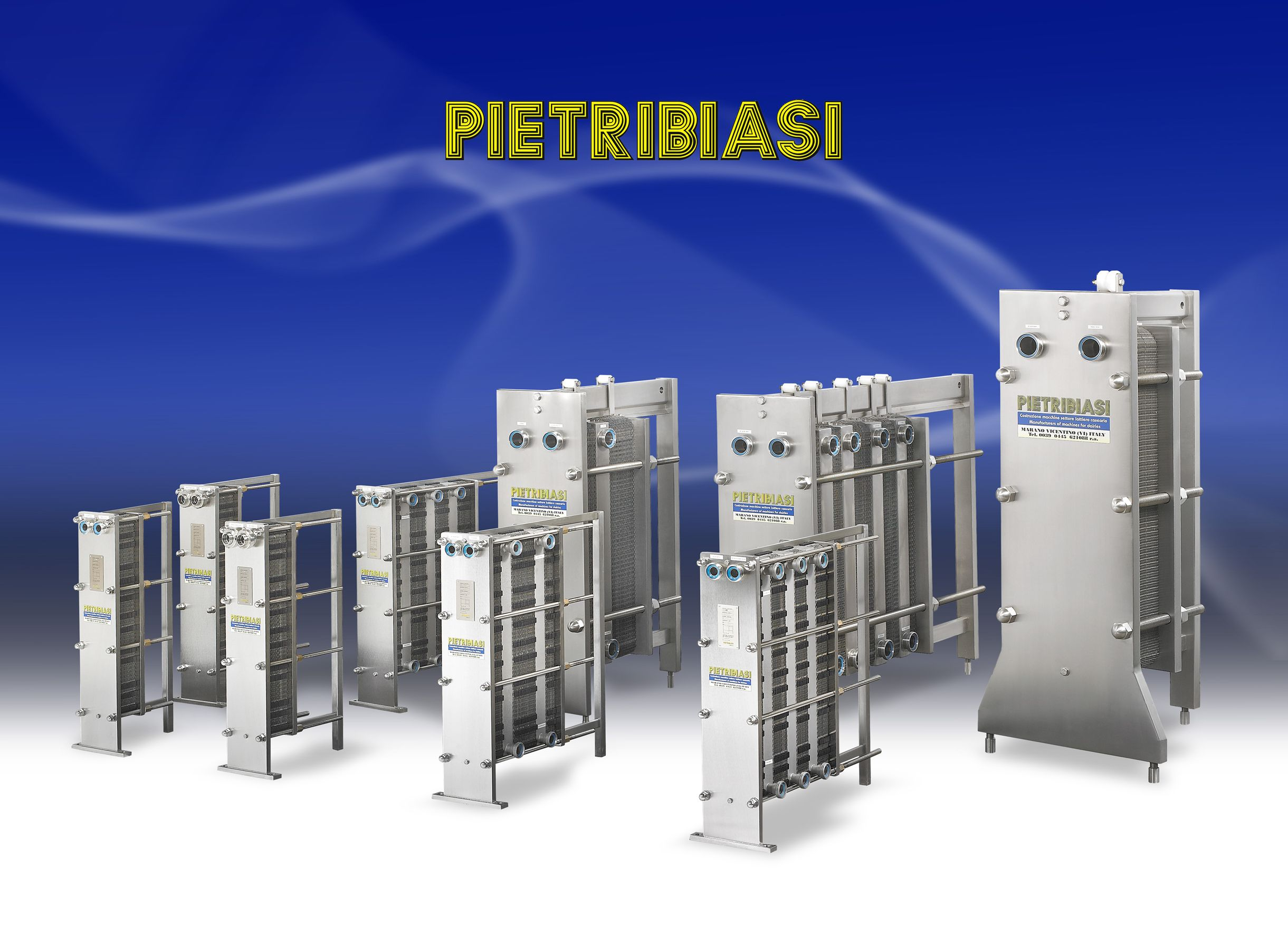 Product picture of FLASH PASTEURIZER FOR DRINKS AND JUICES, AND ALL LIQUID FOOD
