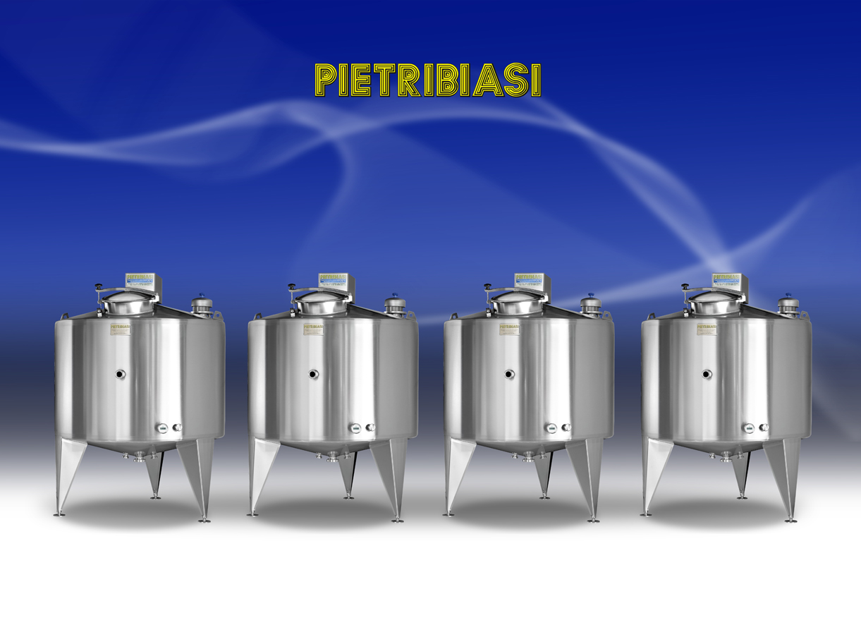 Product picture of SYRUP ROOM - DRINK MIXING PLANT